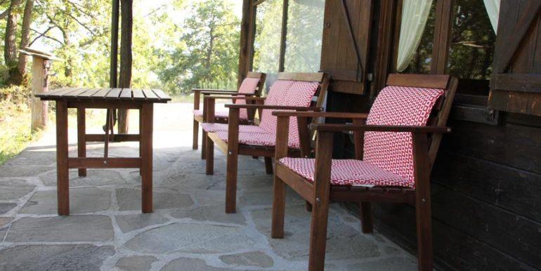 17 veranda chalet